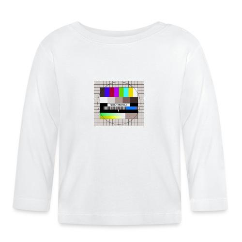 Schutzschild - Baby Langarmshirt
