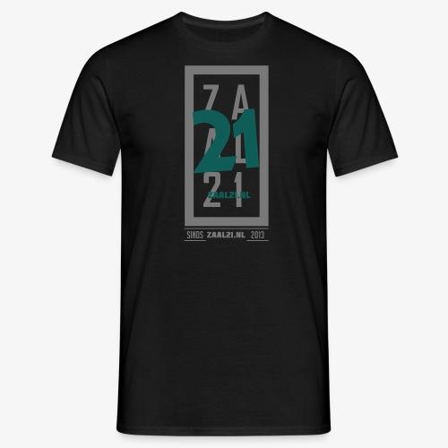 Zaal21 cap 1 - Mannen T-shirt