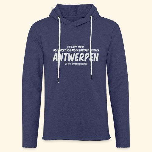 Antwerpen - Leichtes Kapuzensweatshirt Unisex