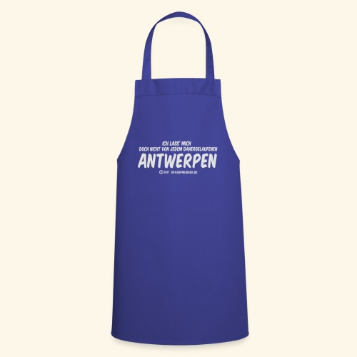 Antwerpen - Kochschürze