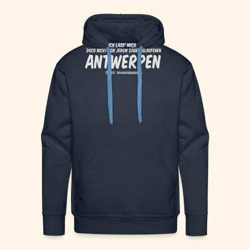 Antwerpen - Männer Premium Hoodie