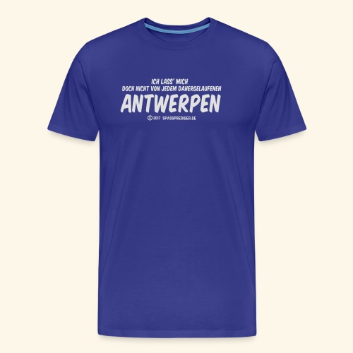 Antwerpen - Männer Premium T-Shirt