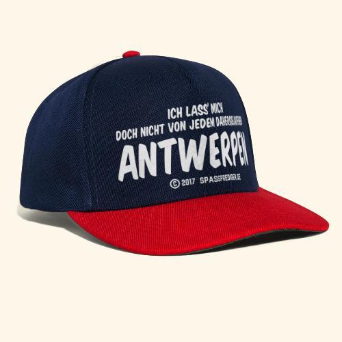 Antwerpen - Snapback Cap
