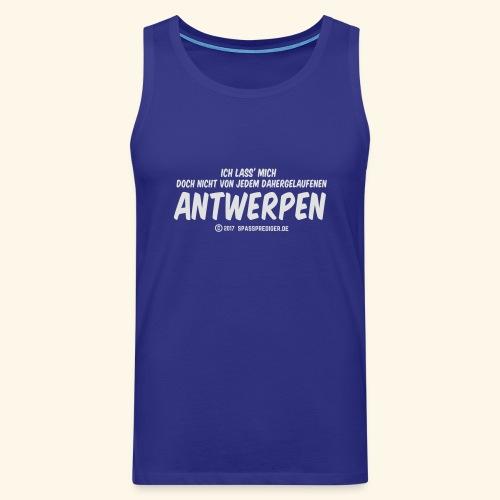 Antwerpen - Männer Premium Tank Top