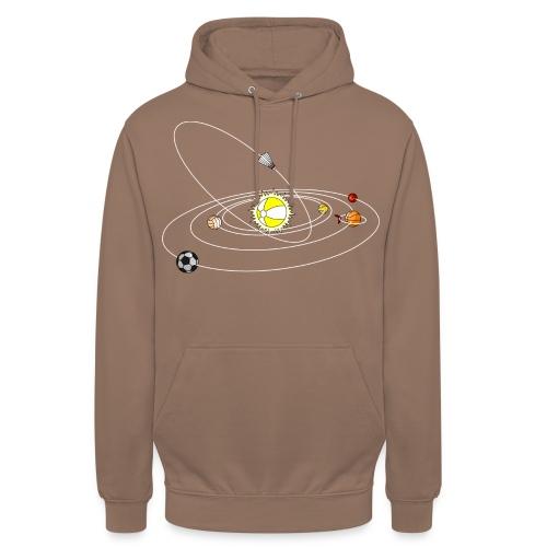 Solar System: Sports - Unisex Hoodie