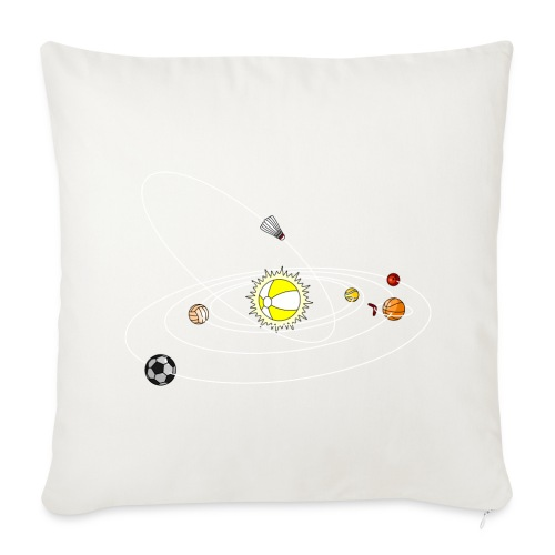 Solar System: Sports - Sofakissenbezug 44 x 44 cm