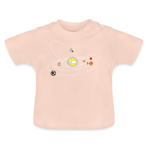 Solar System: Sports - Baby T-Shirt