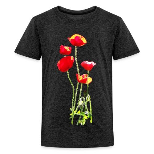 Mohn - Teenager Premium T-Shirt