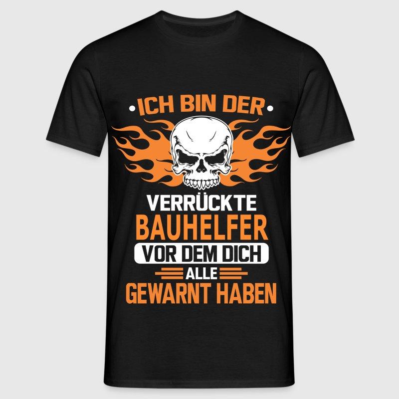 BAUHELFER T-Shirts - Männer T-Shirt
