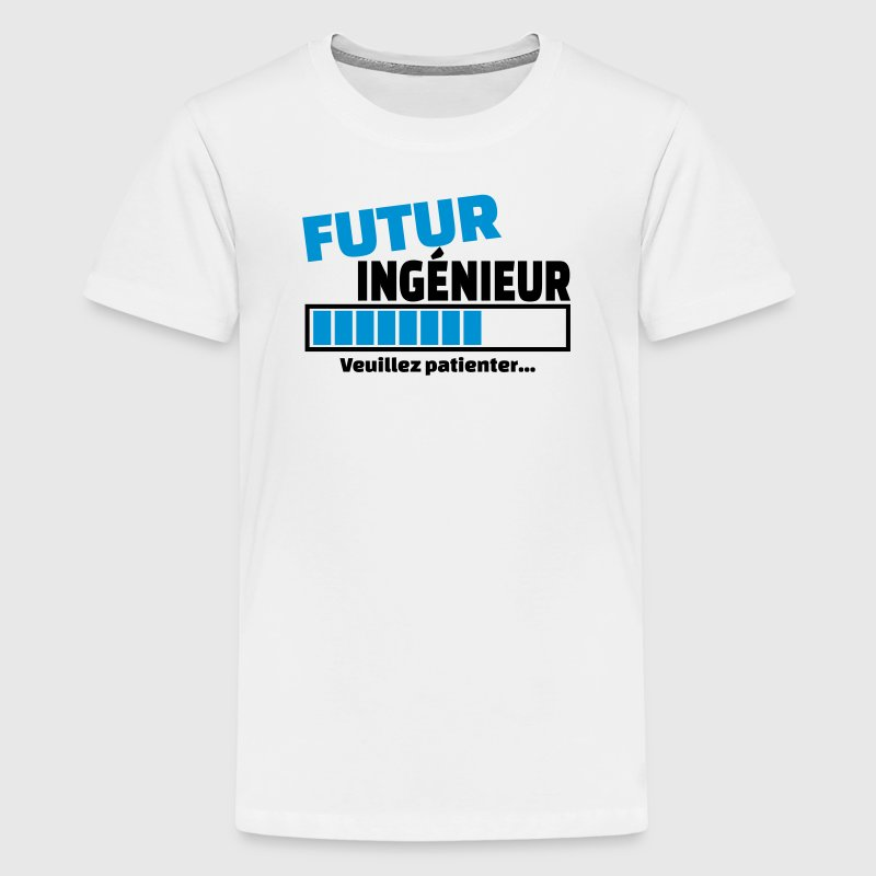 futur ingénieur Tee shirts - T-shirt Premium Ado
