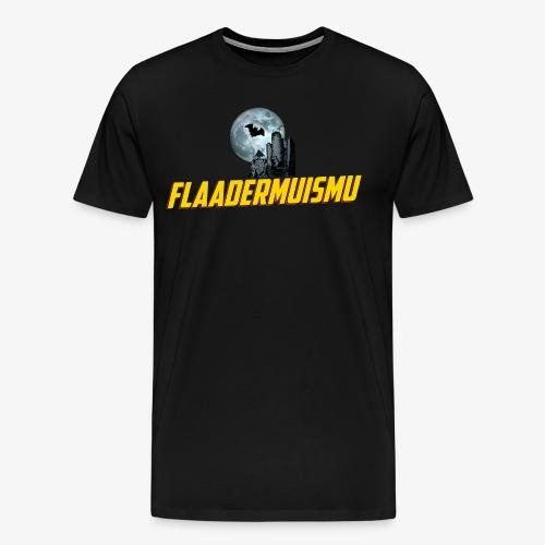 Flaadermuismu - Männer Premium T-Shirt