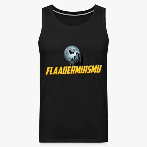 Flaadermuismu - Männer Premium Tank Top
