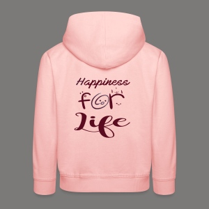 Happiness for life - 2017 - Kinder Premium Hoodie