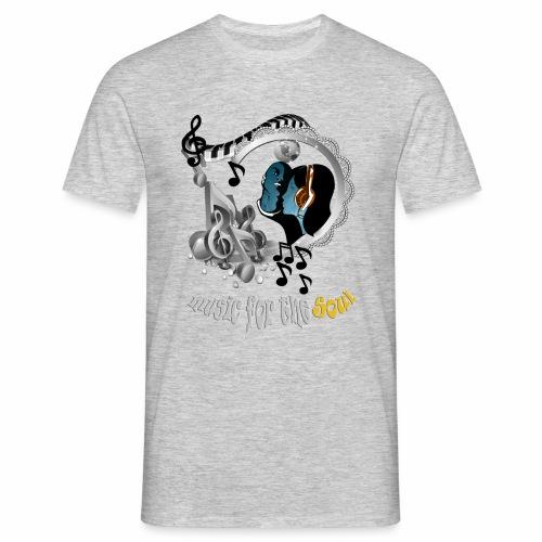 Soul-Music  - Men's T-Shirt