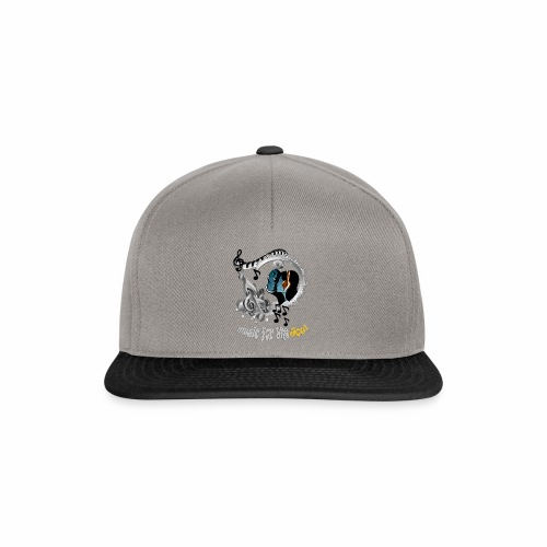 Soul-Music  - Snapback Cap