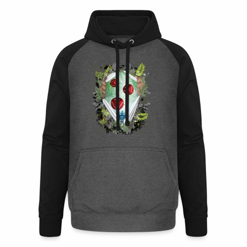 Rolling the dice - Unisex Baseball Hoodie