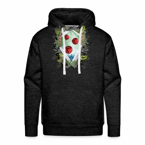 Rolling the dice - Men's Premium Hoodie