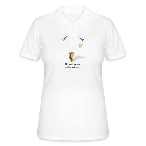 manneken-pis Ange - Women's Polo Shirt