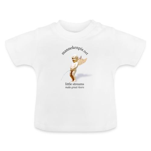 manneken-pis Ange - T-shirt Bébé
