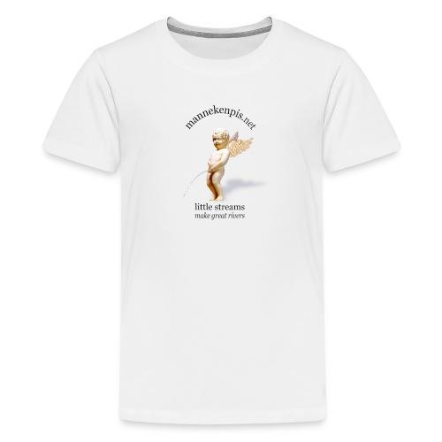 manneken-pis Ange - T-shirt Premium Ado
