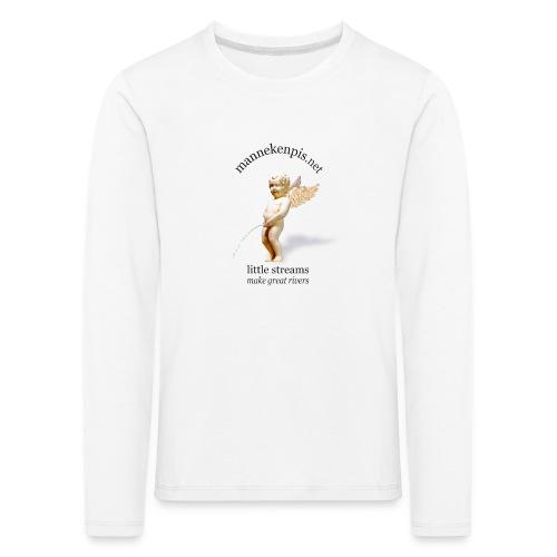 manneken-pis Ange - T-shirt manches longues Premium Enfant