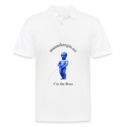 EU / enfant manneken pis - Polo Homme
