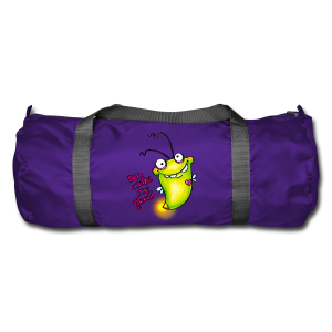 cloth bag glowworm - Sporttasche