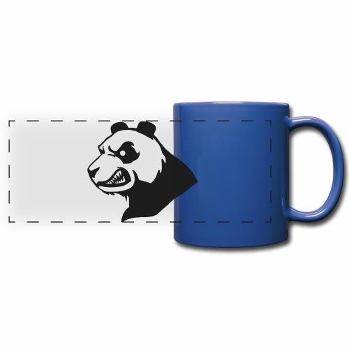Pandaie Kaffe Kop! - Panoramakrus, farvet
