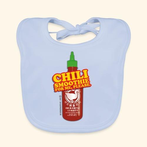 Chili Smoothie - Baby Bio-Lätzchen