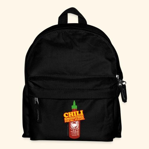 Chili Smoothie - Kinder Rucksack