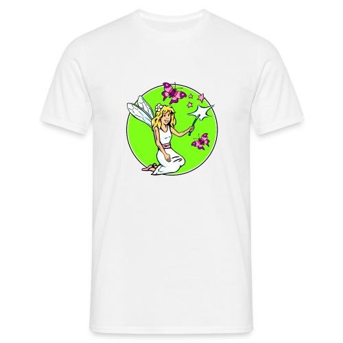 Zauberfee - Männer T-Shirt