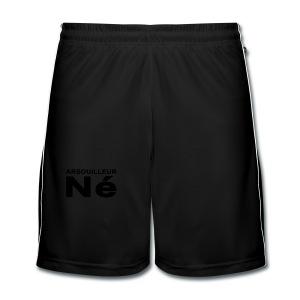 Arsouilleur Né - Short de football Homme