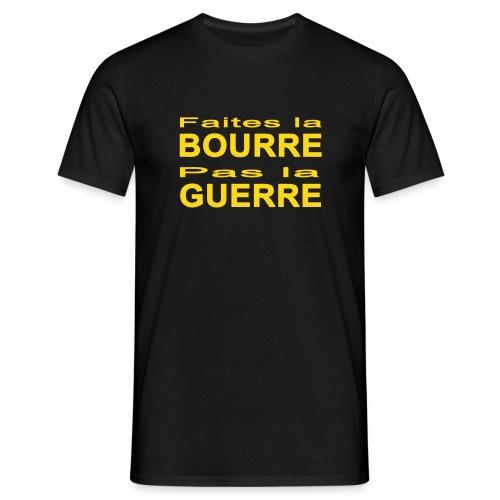 La Bourre - T-shirt Homme