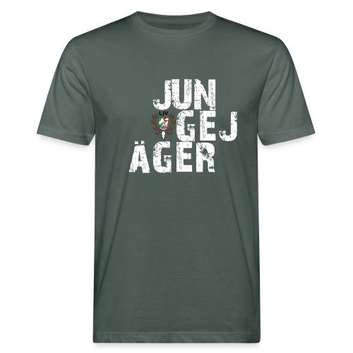 JungeJäger NRW grün - Männer Bio-T-Shirt