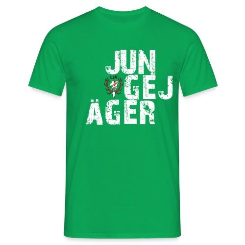 JungeJäger NRW grün - Männer T-Shirt