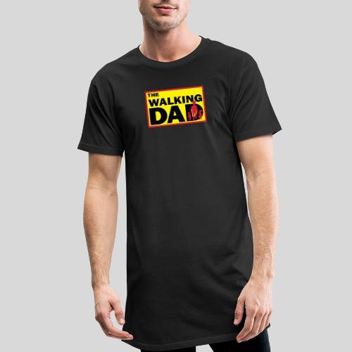 The Walking Dad - Männer Urban Longshirt