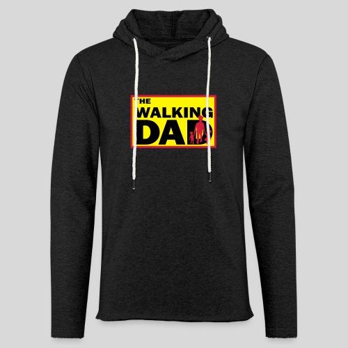 The Walking Dad - Leichtes Kapuzensweatshirt Unisex