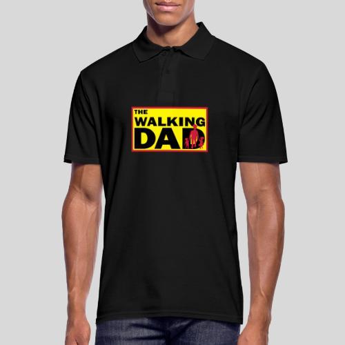 The Walking Dad - Männer Poloshirt