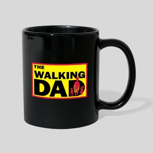 The Walking Dad - Tasse einfarbig