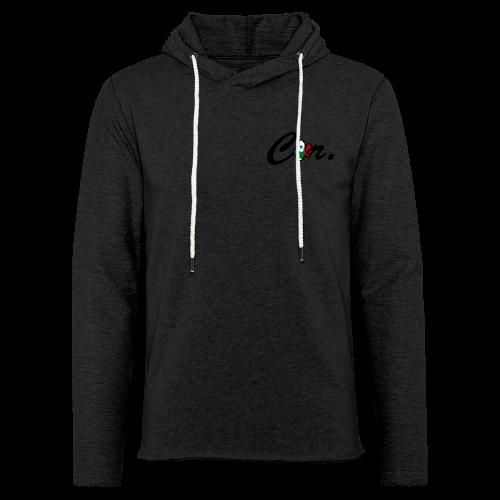 DH cor. shirt - Sweat-shirt à capuche léger unisexe