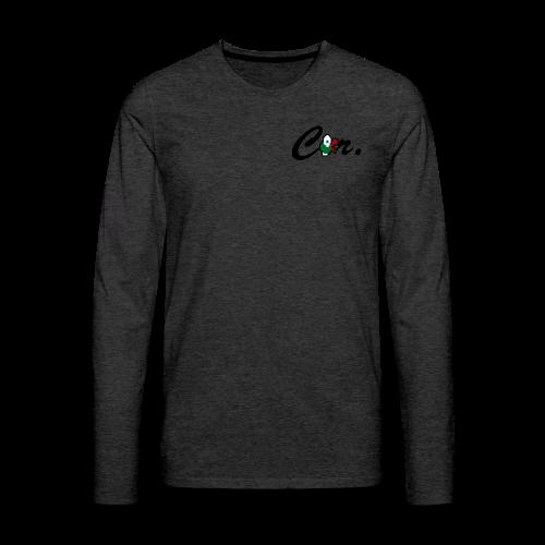DH cor. shirt - T-shirt manches longues Premium Homme