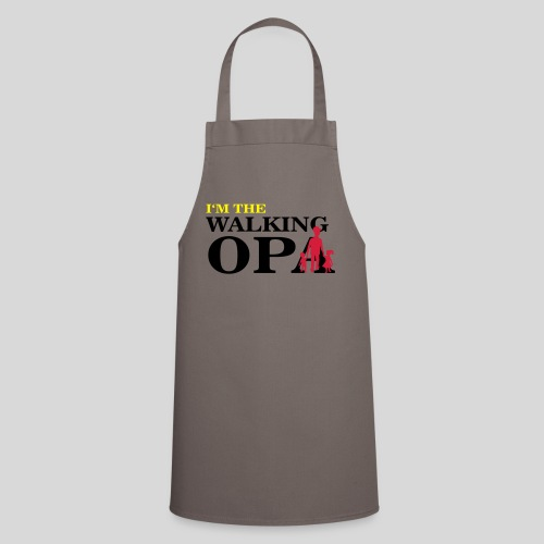 The Walking Opa - Kochschürze