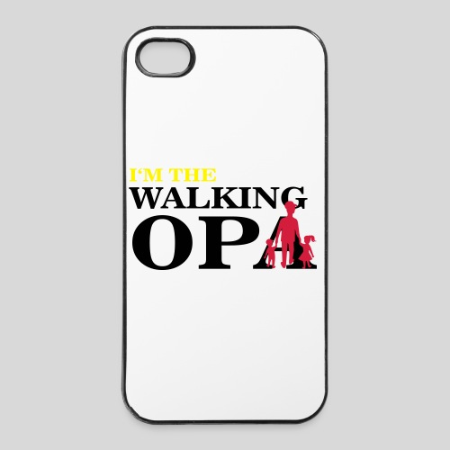 The Walking Opa - iPhone 4/4s Hard Case