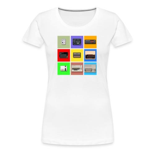 Vintage Systems - Women's Premium T-Shirt