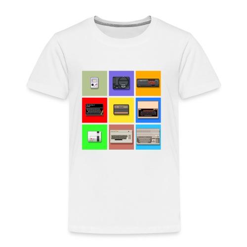 Vintage Systems - Kids' Premium T-Shirt