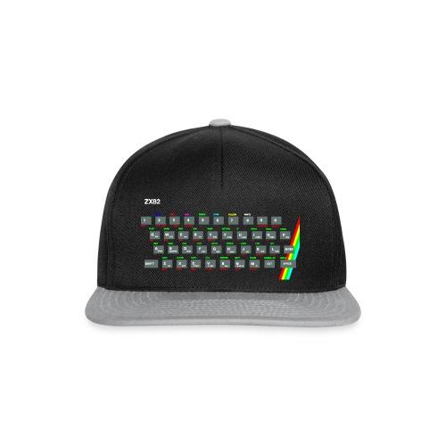 ZX Spectrum Keyboard - Snapback Cap