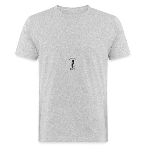 Gourde Manneken pis Real Watter Bottles  - T-shirt bio Homme