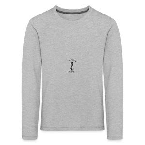 Gourde Manneken pis Real Watter Bottles  - T-shirt manches longues Premium Enfant