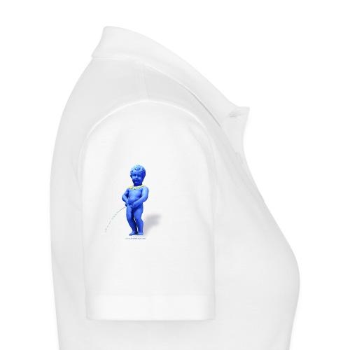 Mannekenpis EU / Gourde Watter Bottles  - Women's Polo Shirt
