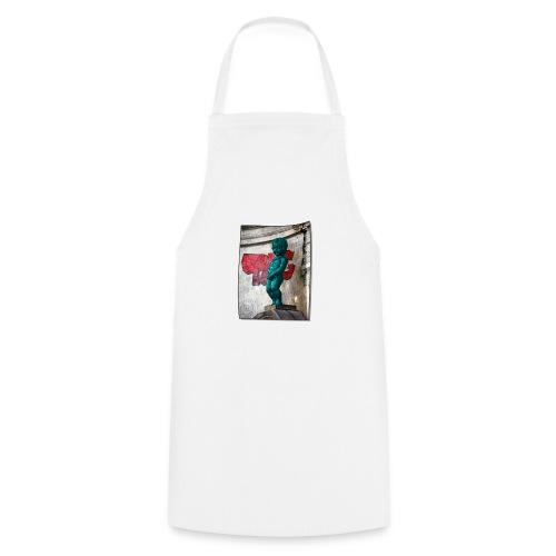 mannekenpis Big Tag 小便小僧 - Tablier de cuisine